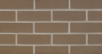 Dark Brown (S76) Thin Brick 3/4""