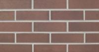 """Burgundy Ironspot (SIS81) Thin Brick 3/4"""""""