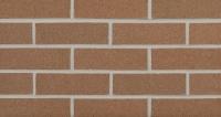 "Burnt Orange (W23) Thin Brick 3/4"""