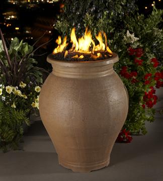 Amphora Fire Urns