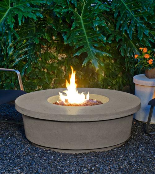 Contempo Round Firetables