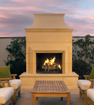 Cordova Fireplaces