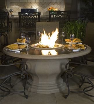 Inverted Dining Firetables