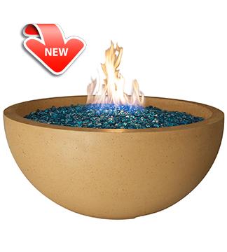 New firebowls