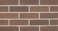 Burgundy Ironspot (WIS82) Thin Brick 3/4""