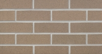 Dark Brown (W76) Thin Brick 3/4""